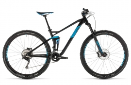 Cube Stereo 120 Race 29 (2019)
