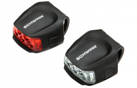 Фонарь комплект Schwinn Lumen Quick Wrap Light Set