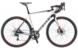 Scott Solace 20 disc (2016)