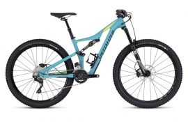 Specialized Rhyme FSR Comp Carbon 650b (2016)